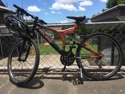 Cyclope Shimano mountain bike