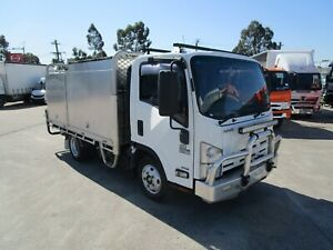 ** 2015 ISUZU NNR 200 TRAY TOP with TOOLBOXES ** Arndell Park Blacktown Area Preview