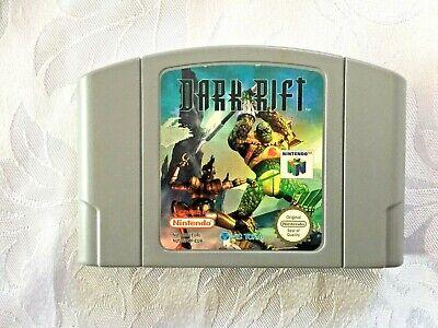 Dark Rift** Official N64 Game Cart only**Pal Version