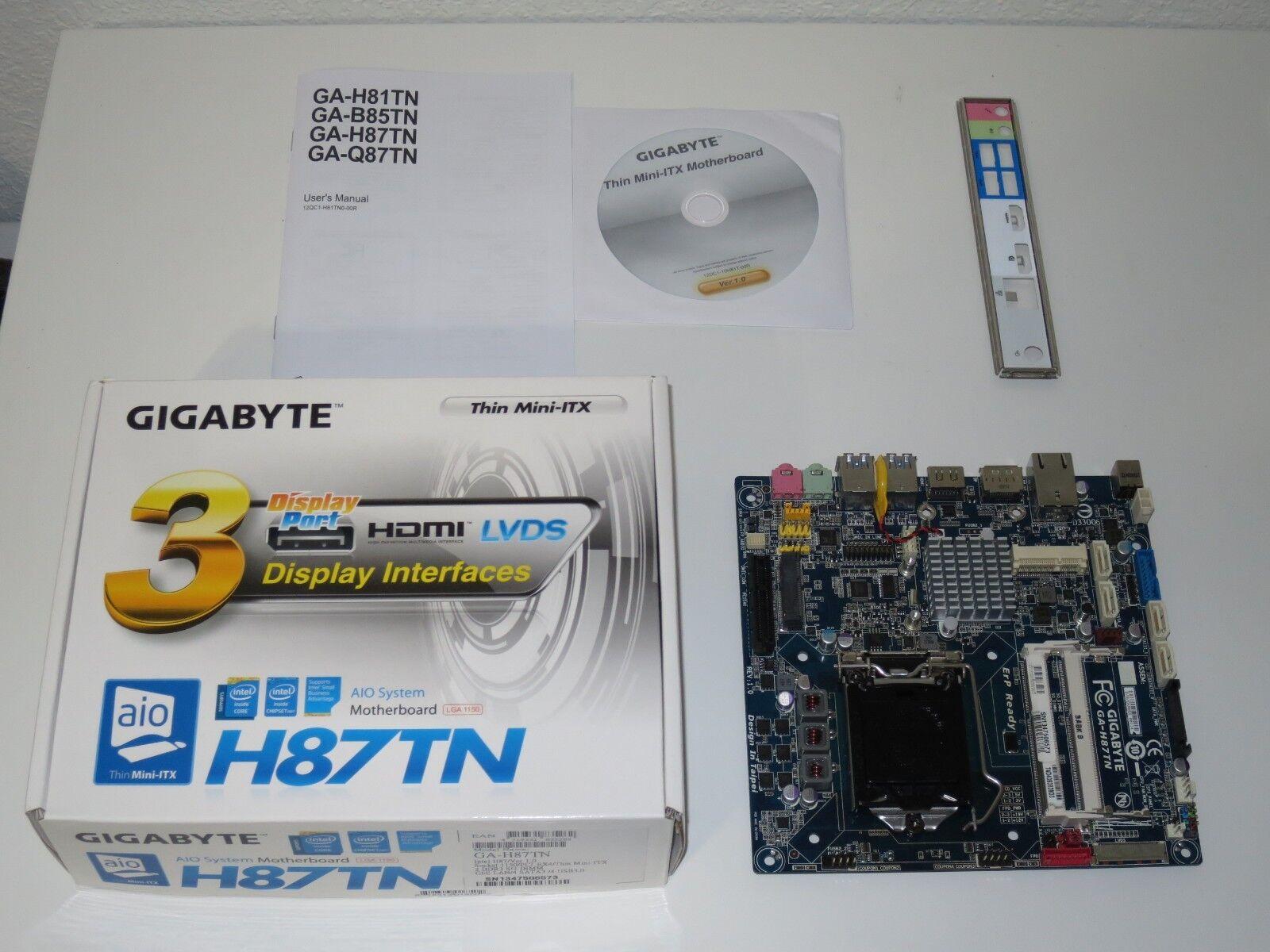 Gigabyte GA-Z87P-D3 Motherboard Intel Z87 LGA 1150//Socket H3 DDR3