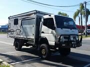 4X4  2017 FUSO CANTER MOTORHOME Redcliffe Redcliffe Area Preview
