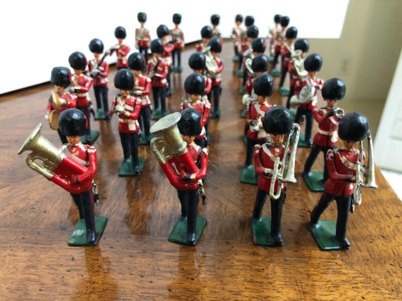 British Marching Band 1930