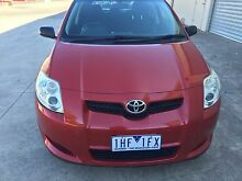Toyota Corolla hatch 2007 Roxburgh Park Hume Area Preview