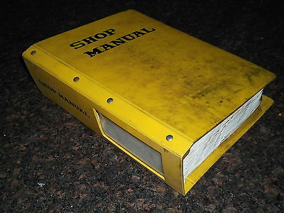 Komatsu D375a 2 Crawler Tractor Dozer Bulldozer Service Shop Repair Manual