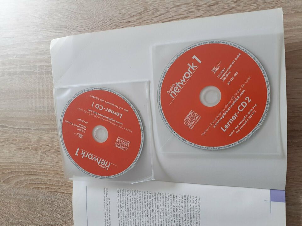 English Network  A1 mit CD in Zetel