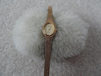 Armitron Diamond Watch - Pretty Armitron Diamond Quartz Ladies Watch