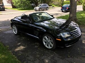 Chrysler Crossfire 2005 Décapotable Manuel