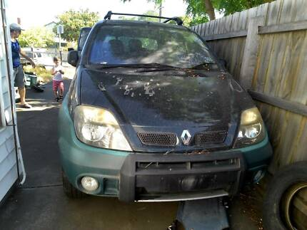 renault scenic rx4 expression wrecking all parts engine trans Sunshine Brimbank Area Preview
