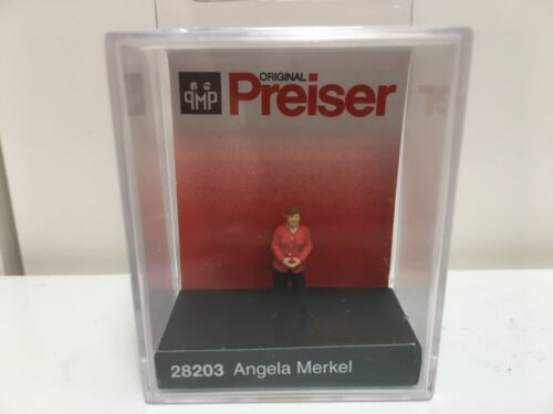 Angela Merkel 28203 From Preiser