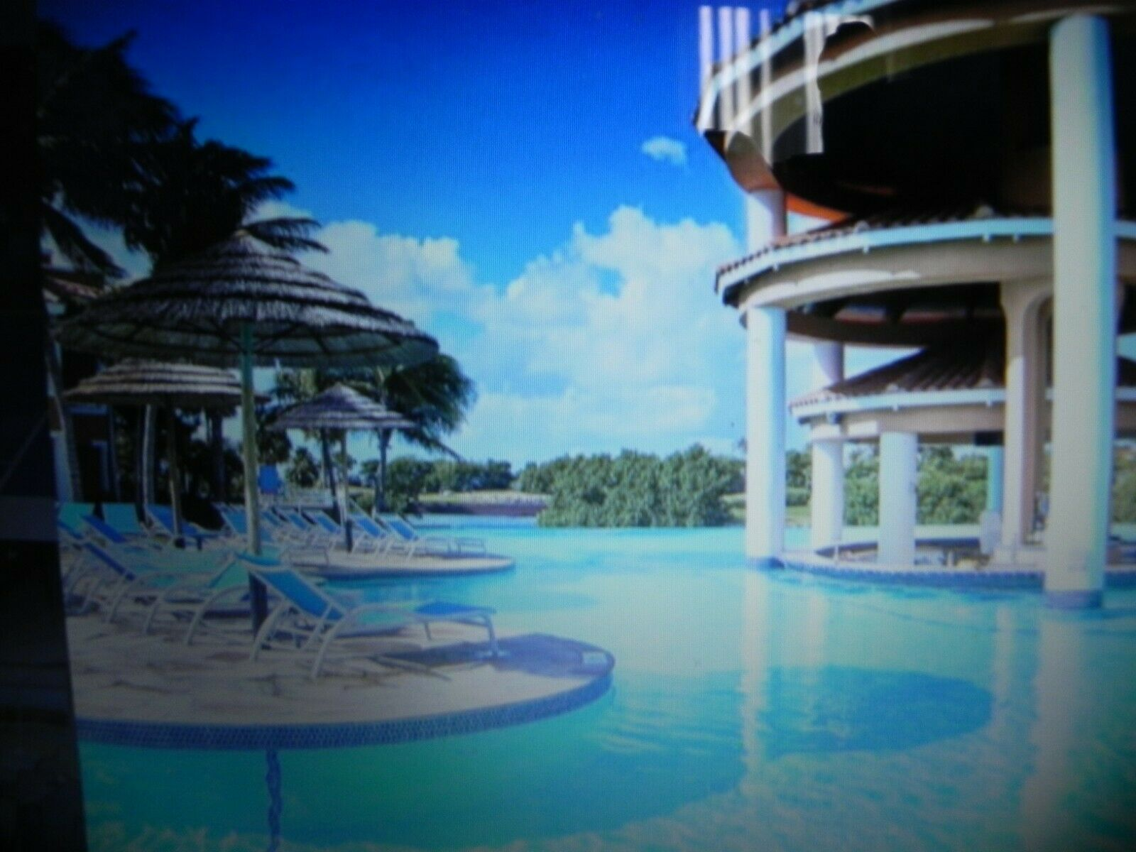 ARUBA DIVI GOLF AND BEACH RESORT WITH LOW MAINT. FEES AND 39,000 RCI POINTS - $113.00