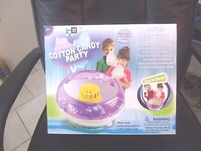 Electric Cotton Candy Party Maker Machine Tabletop