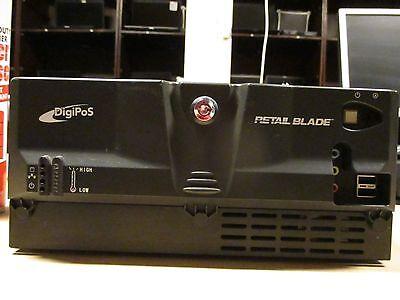 DigiPOS Retail Blade POS Computer 2GB Celeron 2,5Ghz P-USB 24V 12V 80GB HD + PSU