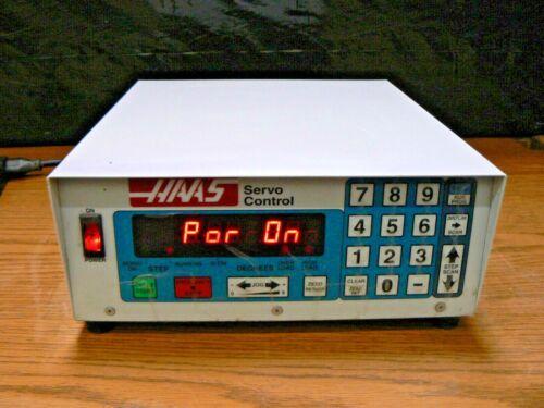 HAAS HA5C HRT 17 PIN SERVO CONTROLLER 4TH AXIS CONTROL INDEXER SC01M WHITE