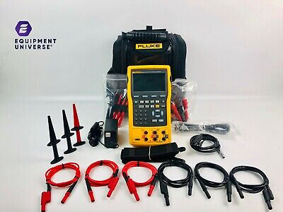 Fluke 754 Documenting Process Calibrator Hart Flawless Condition W Accessories