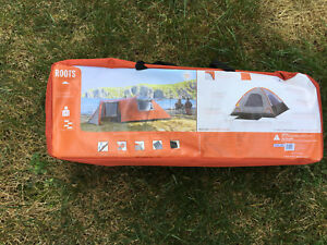 Roots 4 person tent