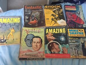 1950s 1960s 1970s books and magazines