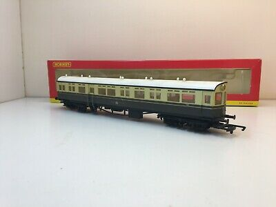 Hornby R4025B GWR GWR AUTO COACH No 192' EXCELLENT CONDITION BOXED START £19.99