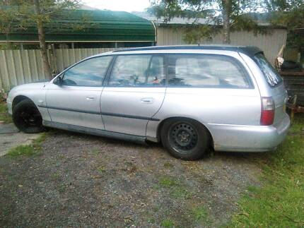 2003 Holden Commodore Wagon Clarence Town Dungog Area Preview