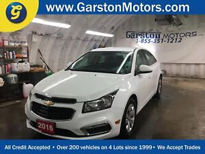 2016 Chevrolet Cruze LT*LIMITED*TURBO*MY LINK PHONE CONNECT*BACK