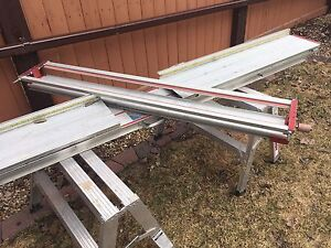 Siding table
