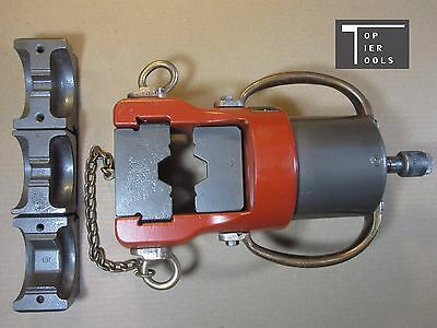 Thomas Betts 40 Ton Hydraulic Crimper Crimping Tool 21098 60 Ton Burndy Huskie