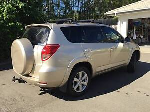 2006 Toyota RAV4 Wagon Pacific Pines Gold Coast City Preview