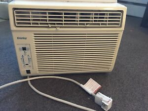 Danby 12 000 BTU Window Air Conditioner $60