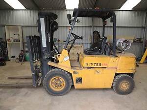 Fork Lift Hyster 2.5 tonne Watervale Clare Area Preview