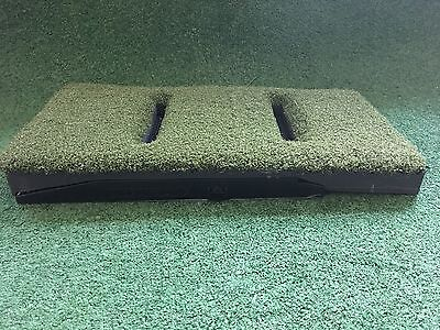 JAGMANJOE *XL* TeeLine TURF WITH CHIPPING MAT FOR OPTISHOT by ARSENE GOLF