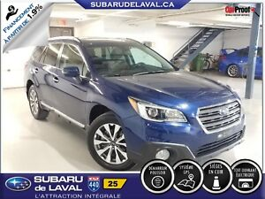 2017 Subaru Outback 3.6R Premier EyeSight Awd