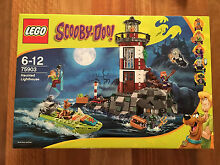 Brand New Lego Scooby Doo 75903 The Haunted Lighthouse Athelstone Campbelltown Area Preview