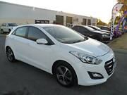 2016 Hyundai i30 GD3 Series II MY16 Active X White 6 Speed Sports Maddington Gosnells Area Preview
