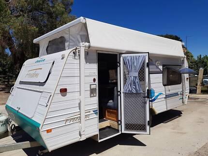 Jayco Freedom Caravan 2003
