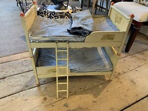 1950's Metal Doll Bunk Bed