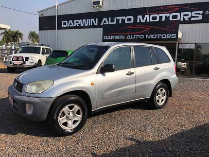 2003 Toyota RAV4 EDGE Manual SUV Durack Palmerston Area Preview