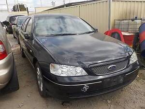 WRECKING FORD BA FALCON 4.0L AUTOMATIC North St Marys Penrith Area Preview