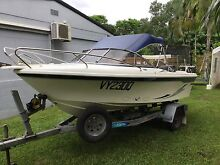2004 Streaker runabout 4.6mtr 90hp yamaha fish/ski Woree Cairns City Preview
