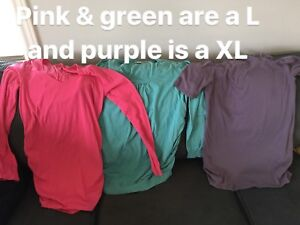 Maternity clothes size L and XL