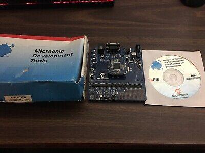 Microchip Dspicdem 80 Pin Starter Development Board 2.0 02-01843-ra