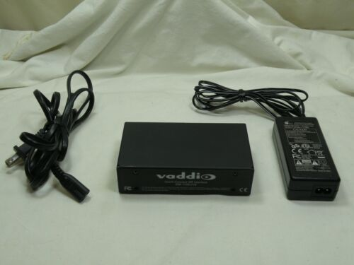 Vaddio 998-1105-016, Quick-Connect SR-Short Range Video Interface w/Power Supply