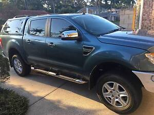 2013 Ford Ranger Ute Sunnybank Brisbane South West Preview