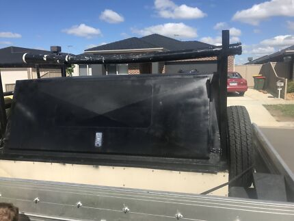 Wanted: Tradies trailer top