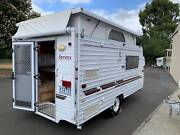Olympic Rear Entry Poptop - 2007 - Rollout & Bag Awning - Singles Warragul Baw Baw Area Preview