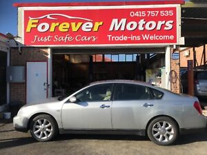 2004 NISSAN Maxima Ti AUTOMATIC SEDAN Long Jetty Wyong Area Preview