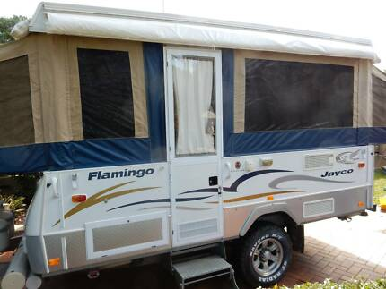 FAMILY FUN Jayco Flamingo OUTBACK (4x4) Campervan Mansfield Brisbane South East Preview