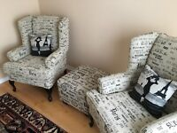 Re-Upholstery - Sofas / Headboards / Ottomans / Chairs