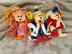 3 Beanie Kids with tags Carrum Downs Frankston Area Preview