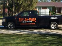 Driveway Sealing, Repair, Line Painting Commercial & Residential