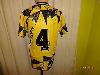 Dynamo Dresden erima Matchworn Heim Trikot 1994/95