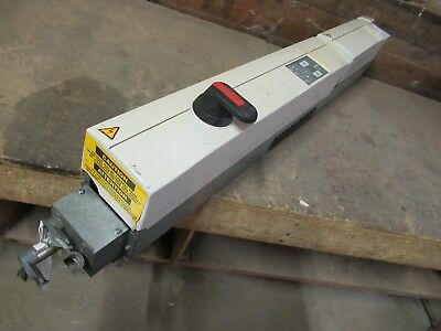Abb Variable Speed Drive Ach401c00932 W Bypass 7.5hp 3phase 480v 14.8a Type 1